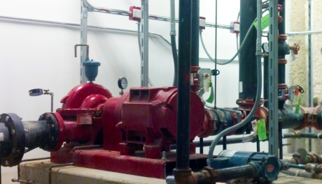 What are the Differences Between Electric and Diesel Fire Pumps?