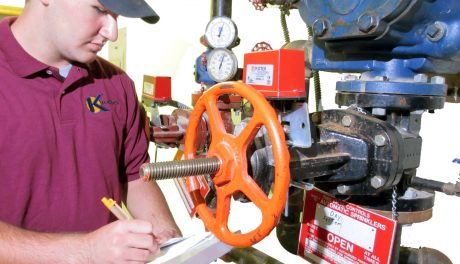 cost of fire sprinkler inspection and testing