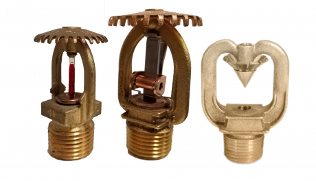 Types of Fire Sprinklers