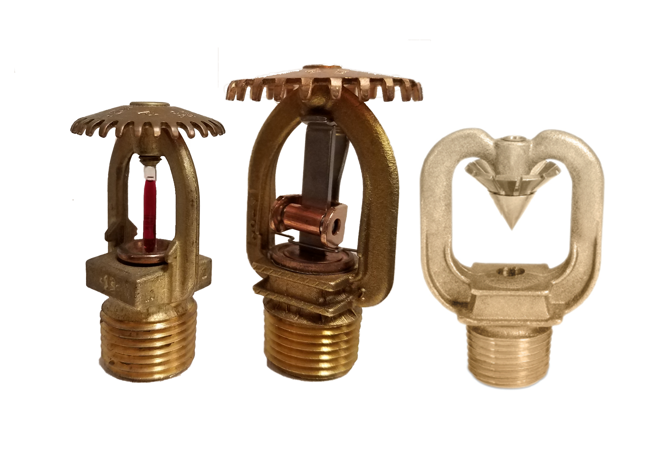 The Difference Between Various Types Of Fire Sprinklers