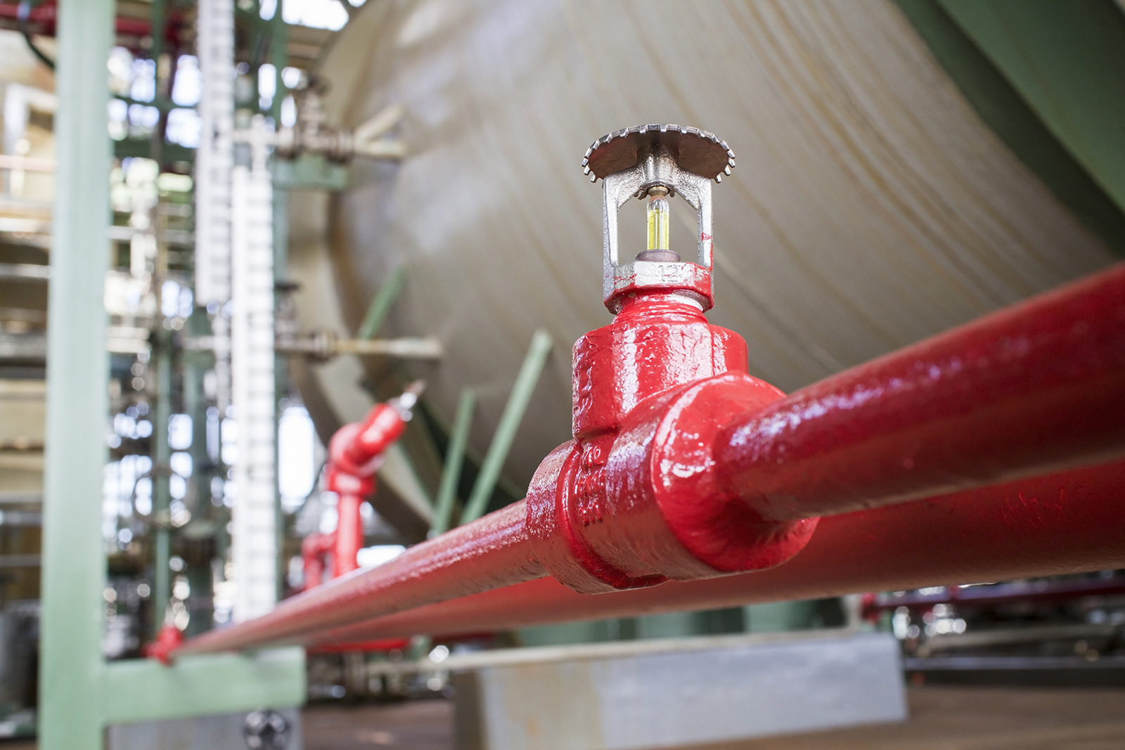 What S The Difference Between Fire Sprinkler And Fire