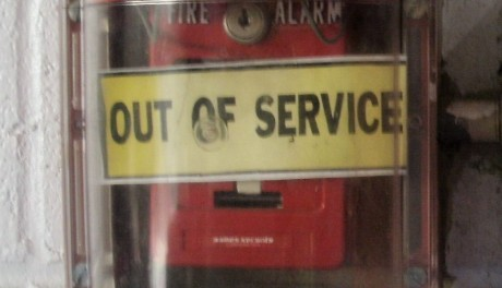fire alarm deficiencies