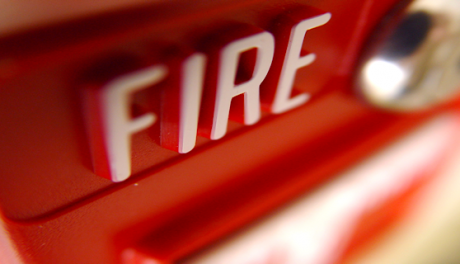 why delay fire alarm system notifications?